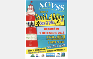 LE RAID ALBIUS 2018 ( bi-dalon) RUN & BIKE